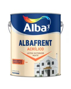 Albafrent Latex Ext (Blanco) 10 L